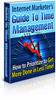 Internet Marketers Guide to Time Management